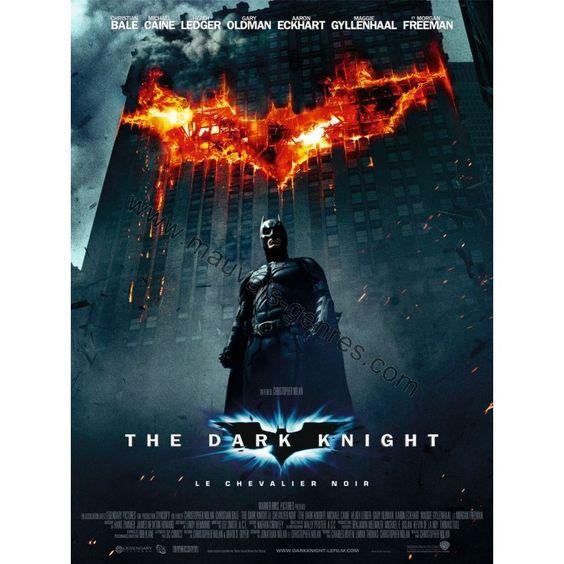 Affiche the Dark Night