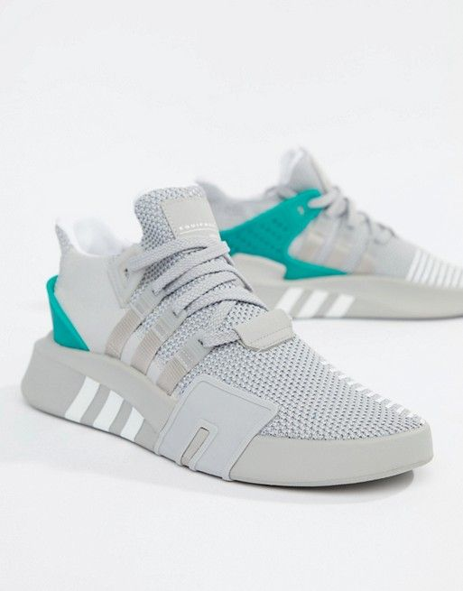 adidas Originals EQT Bask ADV Sneakers In Gray B37514