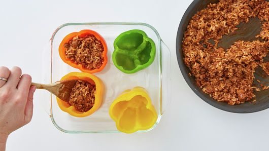 Stuffed Peppers Recipe In 2020 Stuffed Peppers Recipes Peppers Recipes
