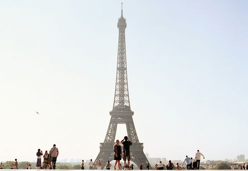 Eiffel Tower, Paris, France, my dream