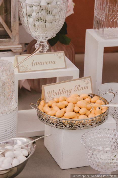 Bomboniere Matrimonio Di Lusso.30 Foto Per Il Buffet Di Confetti Delle Vostre Nozze Confetti
