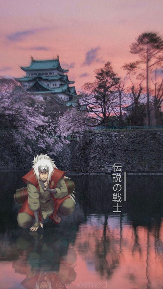 Jiraiya Naruto Wallpaper Wallpaper Naruto Shippuden Anime Wallpaper
