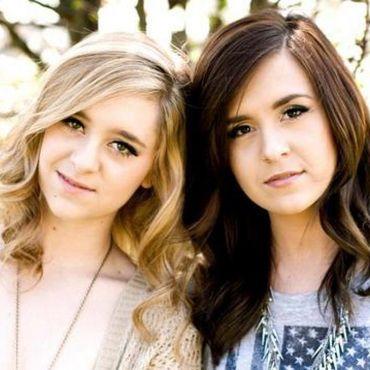 Megan and Liz http://kissvoice.com/profile/meganandliz/