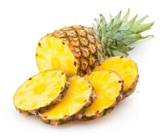 abacaxi ajuda secar o abddômen