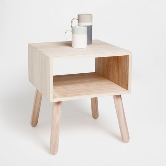 SIDE TABLE WITH A COMPARTMENT - Occasional Furniture - Decoration | Zara Home…