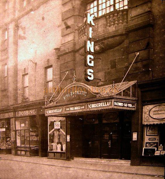 Kings theatre Sunderland