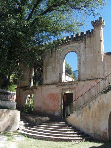Ex-hacienda Molino de las Flores, Texcoco, México
