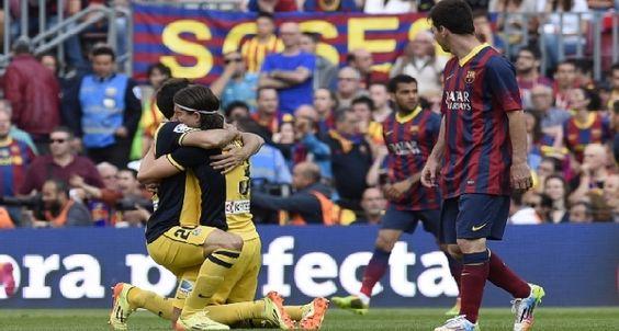Liga: l'Atletico Madrid è campione