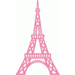 Silhouette Design Store View 41675 Eiffel Tower