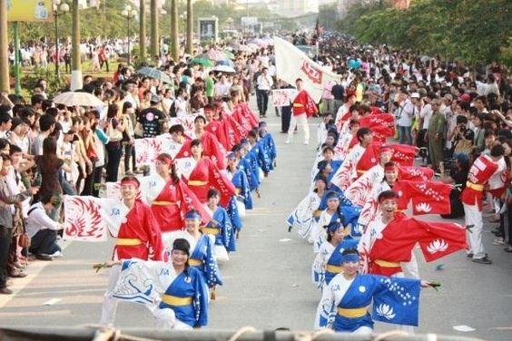 Văn hoá Nhật Bản đặc sắc với nhiều lễ hội