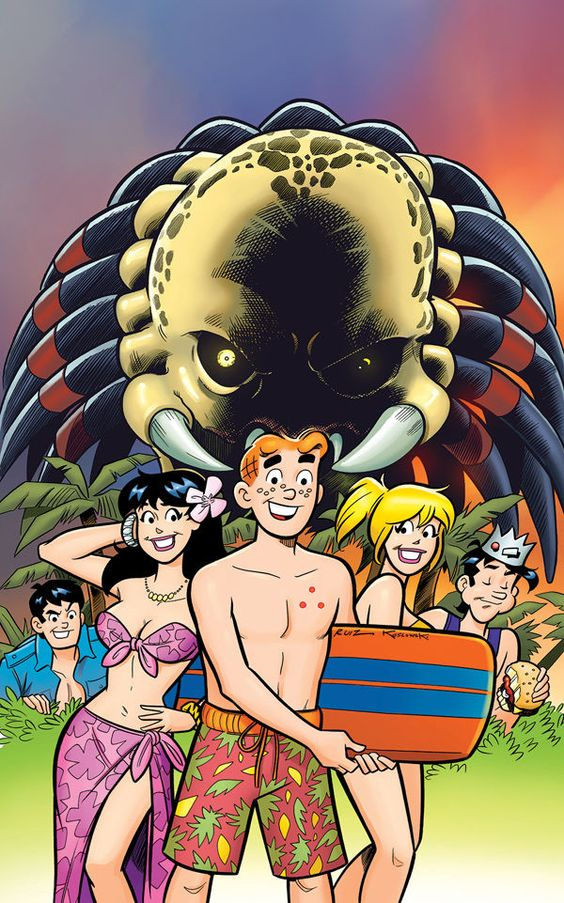 Archie vs Predator - The Most Dangerous Game Come To Riverdale! - What'cha Reading?