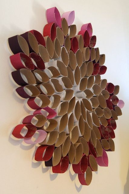 toilet paper roll craft Recycled crafts