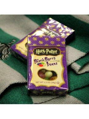 Grageas de todos los sabores - Harry Potter: