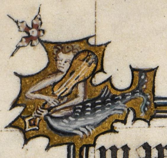 Detail Egerton MS 3277 Date 2nd half of 14th century  Title Psalter and Hours (the 'Bohun Psalter') f.24r