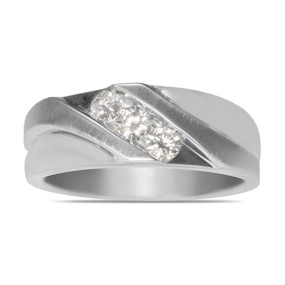 Ebay NissoniJewelry presents - 1/2CT Diamond Wedding Band 14k W/Gold w/ Patent Comfort fit    Model Number:GRV4109H-W477    http://www.ebay.com/itm/1-2CT-Diamond-Wedding-Band-14k-W-Gold-w-Patent-Comfort-fit-/322048745078
