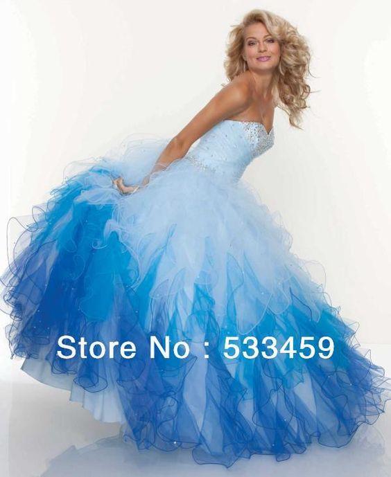 vestido de 15 años azul petroleo frete grátis cristal azul
