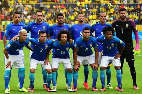 01.09.16 Equador 0 x 3 Brasil !! #Neymarjr #Neymar #SeleçãoBrasieira #Eliminatorias #Russia2018 (jogo em andamento) ❤