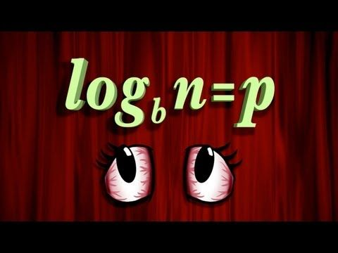 TED-Ed Steve Kelly: Logarithms, Explained - nice, short video with application.  Love TED-Ed!