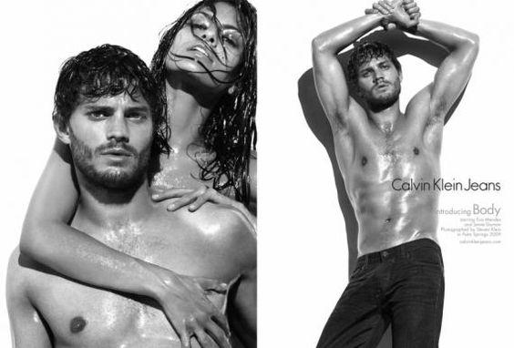 El guapo actor será Grey en la adaptación al cine de la novela