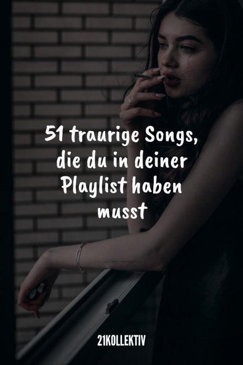 Musik nach trennung gegen liebeskummer