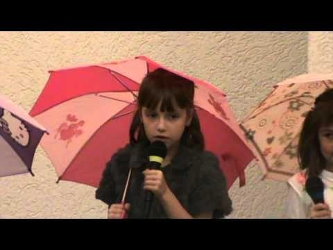 Unter Meinem Schirmchen Regenschirmlied Und Tanz Die