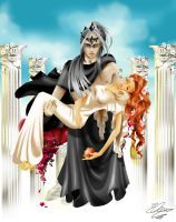 Hades y Persefone by anele8117s