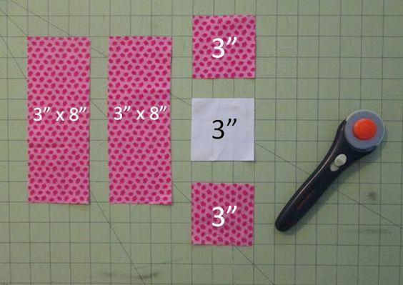Quackadoodle Quilt: Scrappy Squares Quilt Tutorial