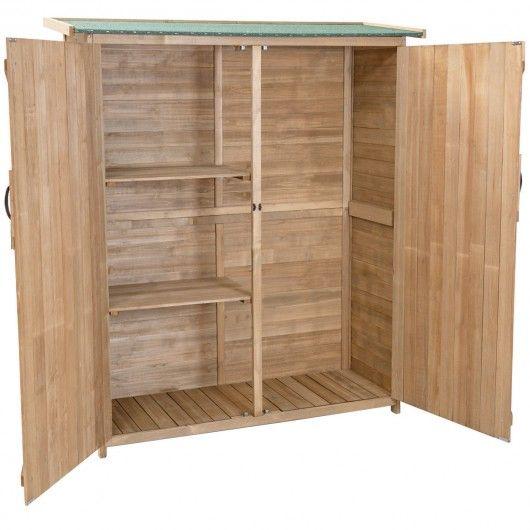 Vibrant Design Outdoor Wood Cabinet 64 Wooden Storage Shed Fir Sheds Garages Wooden Storage Sheds Wooden Storage Wooden Storage Cabinet