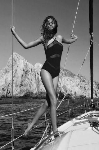 La danesa Josephine Skriver se consagró en 2014 http://shar.es/1Hc9Uv #Fashion #Moda #Dinamarca