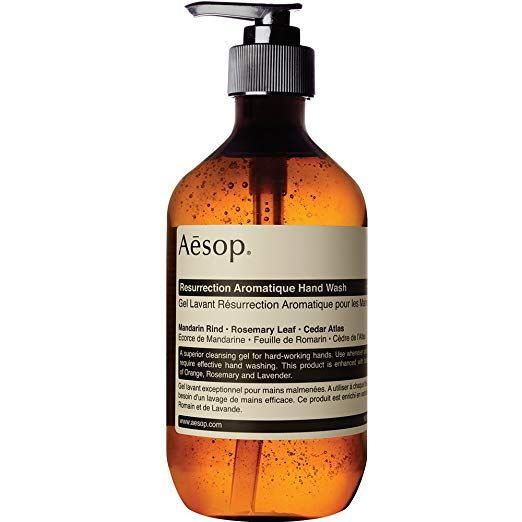 Aesop Resurrection Aromatique Hand Wash 16 9 Ounce Review Body Cleanser Cleanser Body