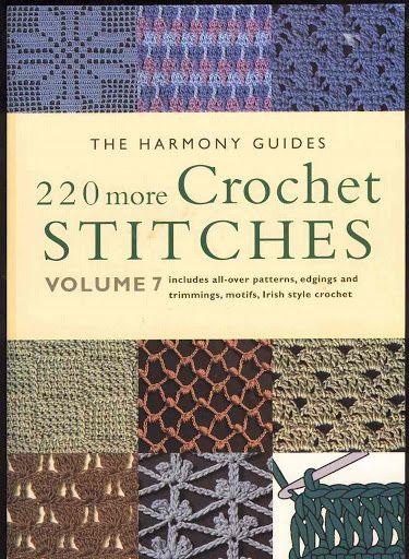 220 more crochet stitches - Picasa Web Albums