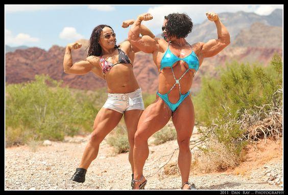 Karen Garrett & Aleesha Young