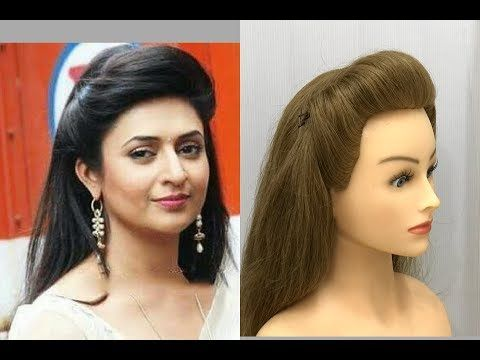 Easy Everyday Side Puff Hairstyle How To Put Pins For Long Lasting Puff Hairstyles Youtube Hair Puff Front Hair Styles Long Hair Styles