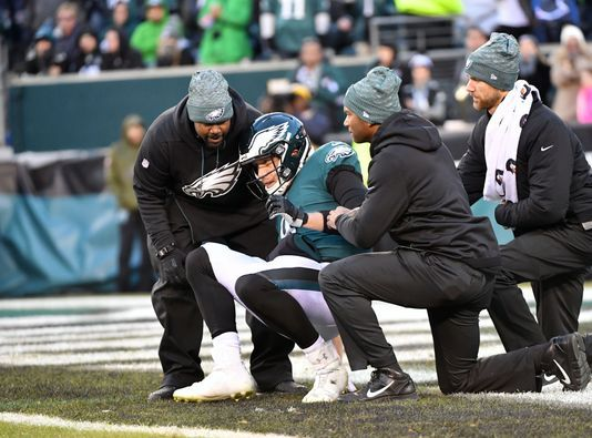 Opinion Magic Of St Nick Foles Might Not Be Enough To Keep Eagles Playoff Hopes Alive Eagles Playoffs Eagles Nick