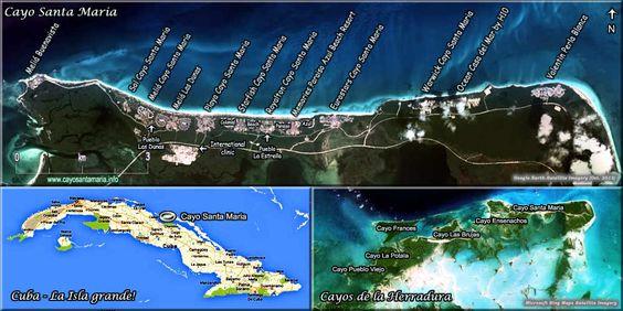Playa Cayo Santa Maria Hotels Cayos De Villa Clara Travelled And To Be Pinterest