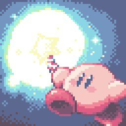 Pin By 萌斗 On Kirby Kirby Character Kirby Pixel Art