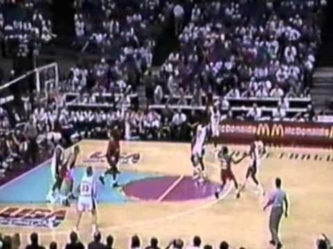 Dream Team vs Venezuela - 1992 Finals (Tournament of the Americas) - YouTube