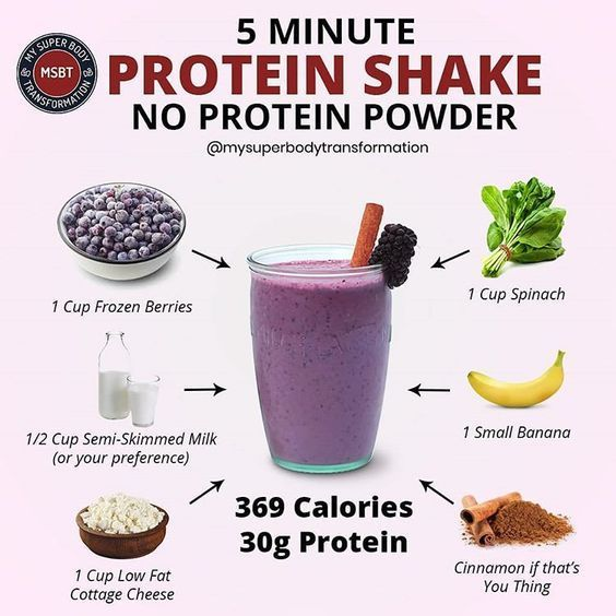 How Many Protein Shakes A Day Should I Consume Shredded Lifestyle In 2020 Protein Smoothies Without Powder High Protein Smoothies Protein Powder Shakes