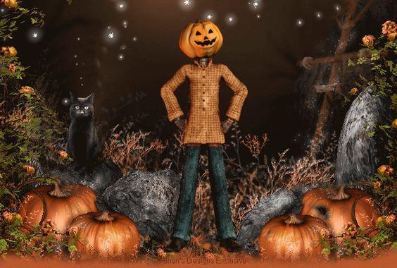 Pumpkin Dance (Video) -  Happy Halloween!