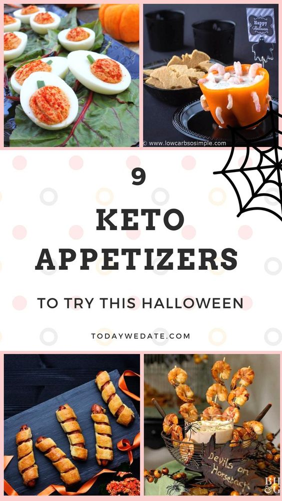 44 Keto Approved Halloween recipes - Todaywedate.com