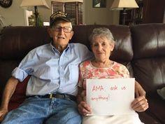 Wer fast 70 Jahre verheiratet ist, der muss jede Menge gute Beziehungstipps und Lebensweisheiten auf Lager haben. Diese Liste sollten ihr unbedingt lesen!