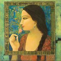 Artwork By Mousumi Pal Majumdar