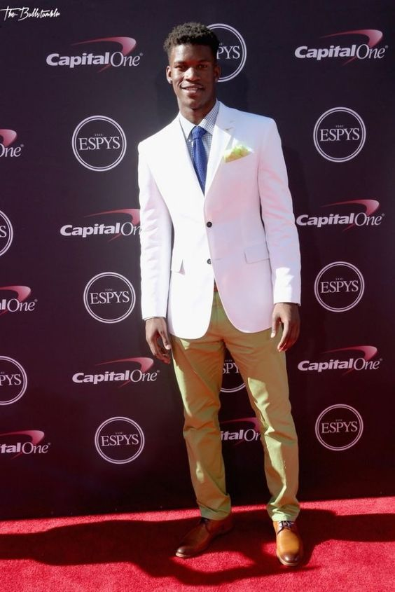 Jimmy butler at the ESPY awards 2013<< not crazy about his smile... But him yasss!!!>