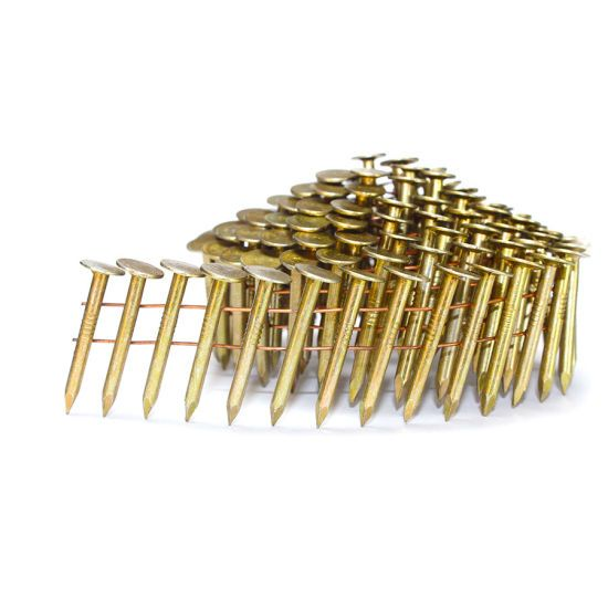 How Many Roofing Nail Coils Per Square In 2020 Roofing Nails Steel Nails Galvanized Roofing