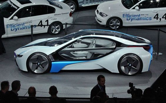 Modelo conceito da BMW