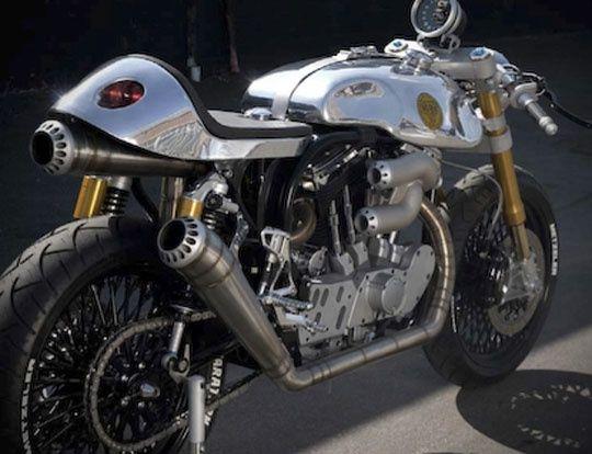 Harley-Davidson : cafe racer