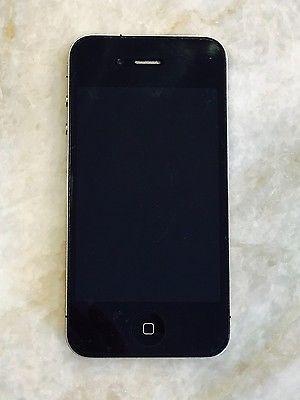 Apple iPhone 4 - A1332 - 16GB - Black AT&T Unlocked https://t.co/SjoKsErW6E https://t.co/2ytgl0dD3R