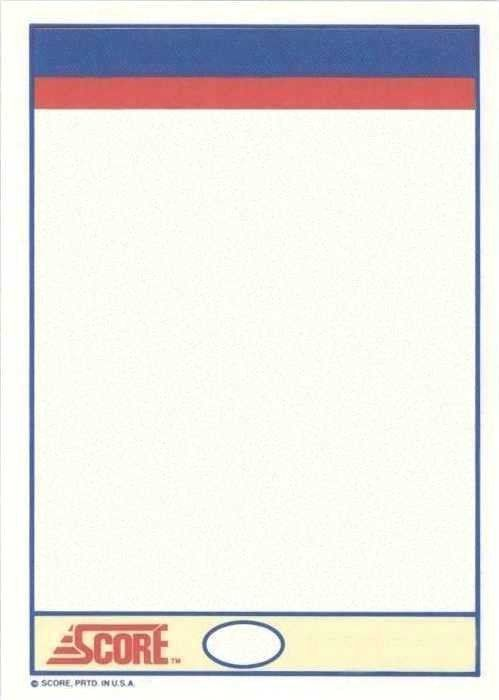 Blank Baseball Card Template Fresh Football Trading Card Template Baseball From Cards Free Baseball Card Template Trading Card Template Card Template