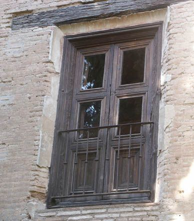 Would love to add doors and balcony to the bedroom for French juliet balcony