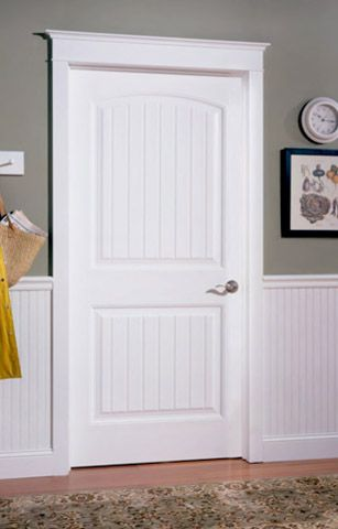This Cheyenne 30''x80'' Interior Door is beautifully engineered to offer you a sturdy, high-quality, high-style door for any room in your home. Better than solid wood doors, it's durable and resists warping, shrinking and cracking. Only $ 39.98 at Central! A perfect finishing touch for your home no matter your style! #country #door